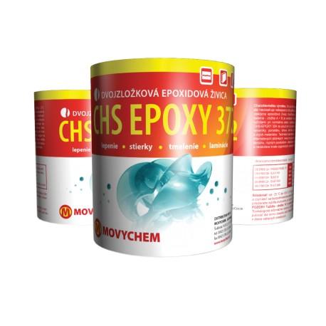 Dvousložkové epoxidové lepidlo CHS EPOXY 372